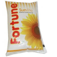 Picture of Fortune Sunlite Refined Sunflower Oil 1LTR