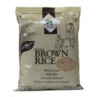 Picture of 24 Lm Organic Brown Rice 1kg