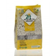 Picture of 24 Lm Organic White Poha 500 gm