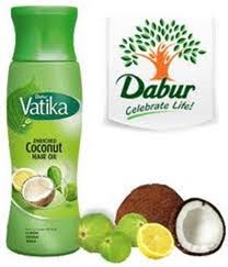 Picture of Dabur Vatika Enriched Coconut Hair Oil 150Ml