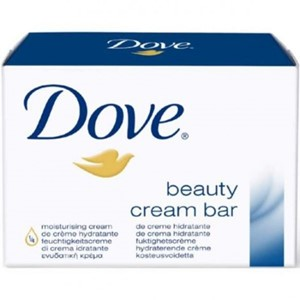 Picture of Dove Cream Beauty Bathing Soap 75gm