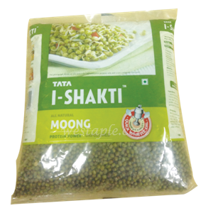 Picture of Tata I-Shakti Moong Sabut Dal 500gm