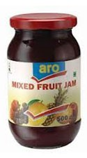 Picture of Aro Mixed Fruit Jam 500gm