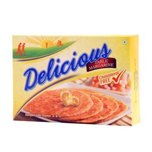 Picture of Amul Delicious Table Margarine 100 gm