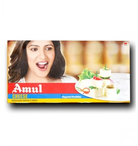 Picture of Amul Processed Cheese Cubes 200 gm
