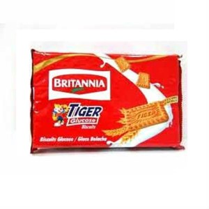 Picture of Britannia Tiger Orange 107gm