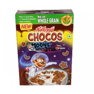 Picture of Kellogg's Chocos Moons & Stars 140gm