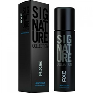 Picture of Axe Signature Body Perfume Mysterious 122ml