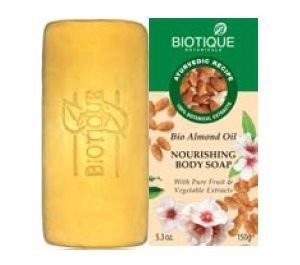 Picture of Biotique Almond Bathing Soap 150 Gm