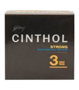 Picture of Cinthol Confidence Bathing Soap 100 Gm Pack Of 3