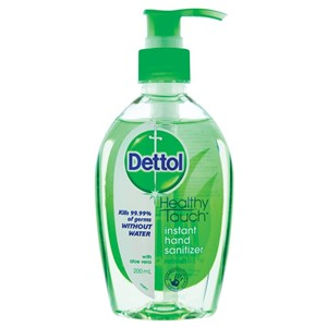 Picture of Dettol Hand Sanitizer 200 ml