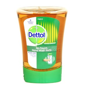 Picture of Dettol No Touch Hand Wash Refill 250M