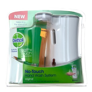 Picture of Dettol Original No Touch Hand Wash With System