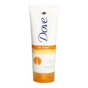 Picture of Dove Face Wash Go Fresh 100gm