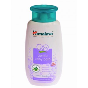Picture of Himalaya Gentle Baby Bath - Chickpea & Green Gram 100ml
