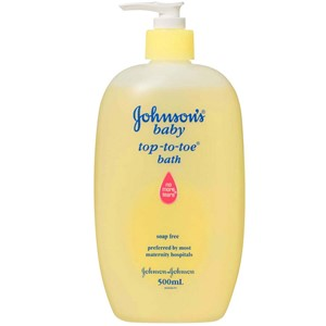 Picture of Johnson Baby Top to Toe Wash 500ml