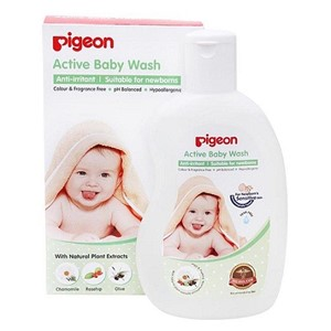 Picture of Pigeon Active Baby Wash 200ml
