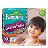 Picture of Pampers Active Baby Extra Large - 12+ Kg 32pc