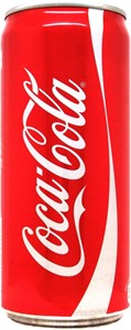 Picture of Coca Cola 300 ml can