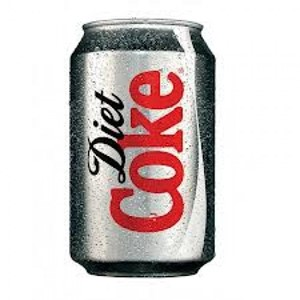 Picture of Diet Coke 300 ml can