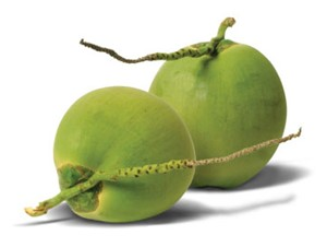 Picture of Coconut Green 2 pices
