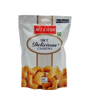 Picture of Elicious Cashews - Hot & Sour Dry Roasted 80 gm