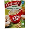 Picture of Cup - A - Soup - Croutons Creamy Mushroom 98% Fat Free - Continental - 50.00 gm