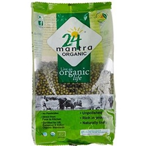Picture of GREEN MOONG DAL WHOLE 500 gms