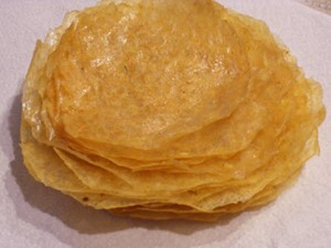 Picture of Dadishri Potato(Aloo) Papad 1Kg