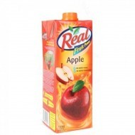 Picture of Real Apple Soft Drink Juice - 1 Lt