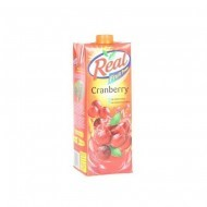 Picture of Real Cranberry Soft Drink Juice - 1 Lt