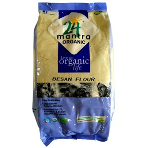 Picture of 24 Mantra Organic Besan Flour 500gm