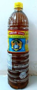 Picture of Babaji Mustard Oil 1ltrs