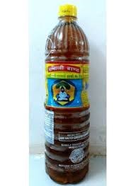 Picture of Babaji Mustard Oil 500ml