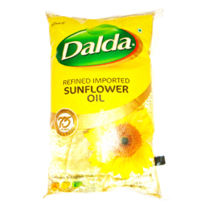 Picture of Dalda Refined Sunflower Oil 1ltr
