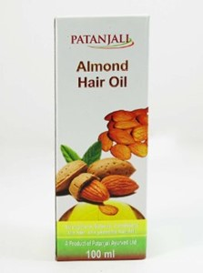 Picture of Patanjali Almond Hair Oil 100 Ml