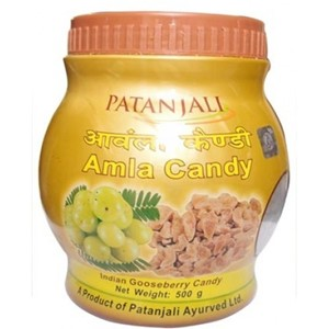 Picture of Patanjali Amla Candy (500 Gm)