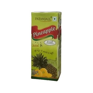 Picture of Patanjali Aarogya Pineapple Juice 1Ltr