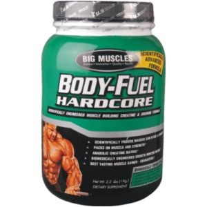 Picture of Body Fuel Hardcore 6 lbs
