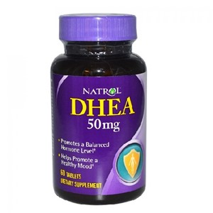 Picture of DHEA 50 mg