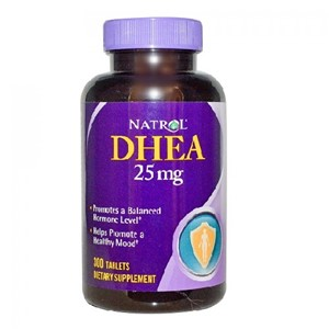 Picture of DHEA 25mg