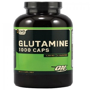 Picture of Glutamine 1000 caps 120 caps