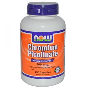 Picture of Chromium Picolinate 100 caps
